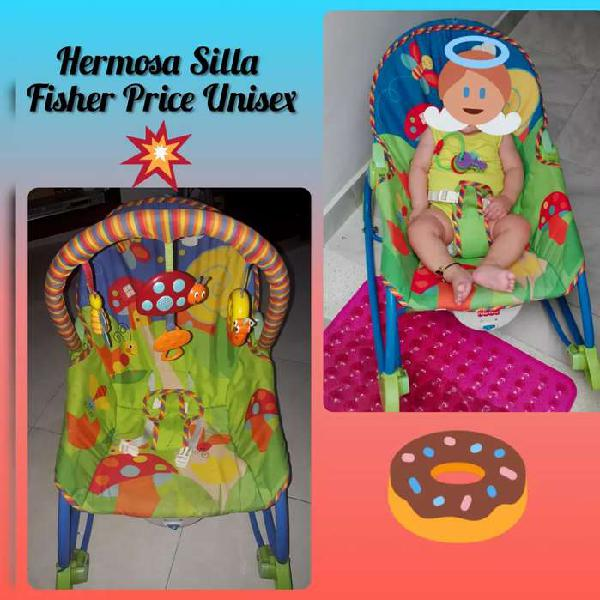 Silla fisher price