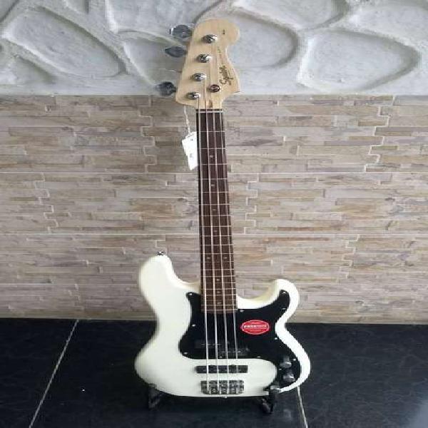 Bajo electrico fender squier pj bass affinity series 4