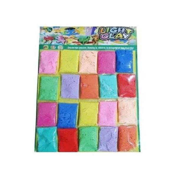 Boligoma de foamy moldeable creatividad manualidades x 20