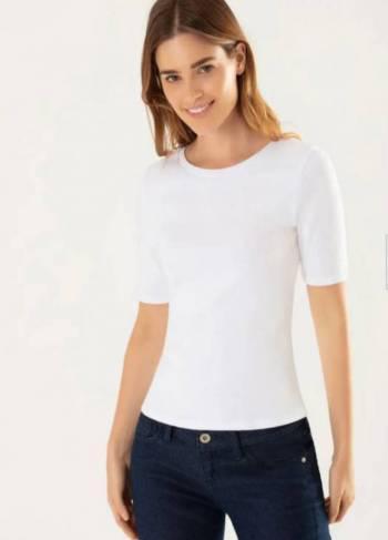 Camiseta blanca gef