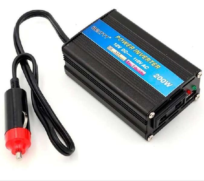 Conversor inversor para carro dc-ac portatil 12v-110v_ref:01