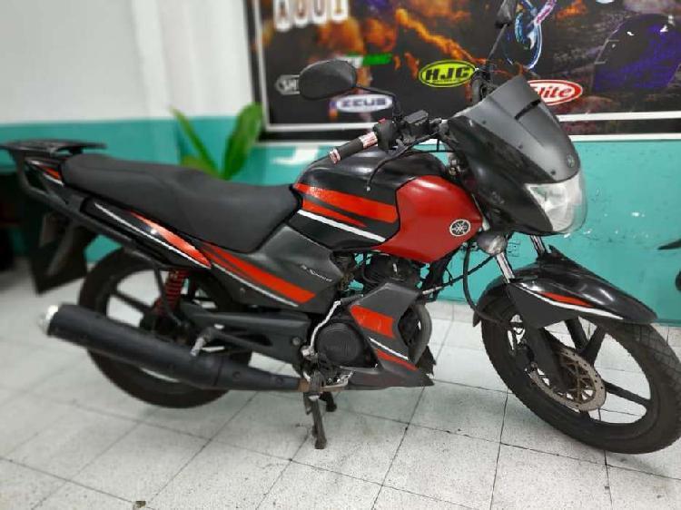 Yamaha ybr 125 modelo 2011
