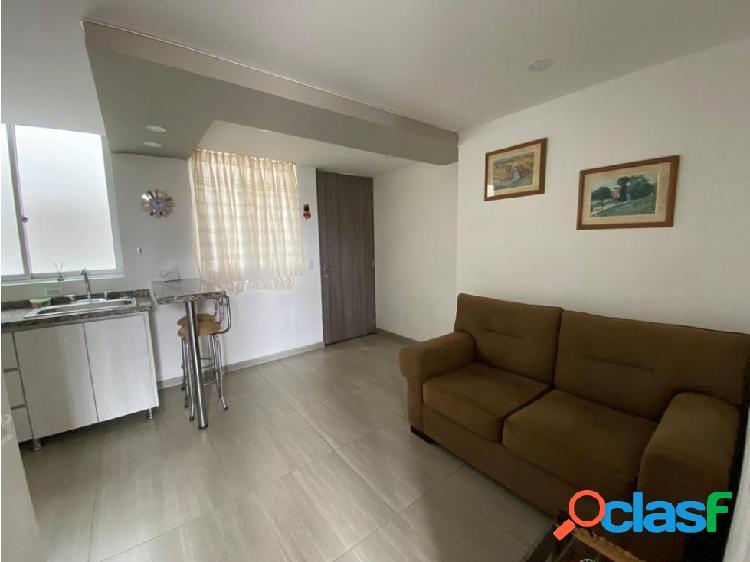 Arrienda apartaestudio villa nueva