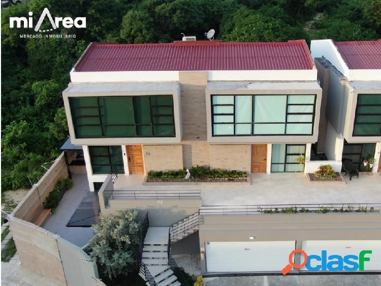 Casa en venta puerto colombia pradomar 262 m2 más 60 m2 patio
