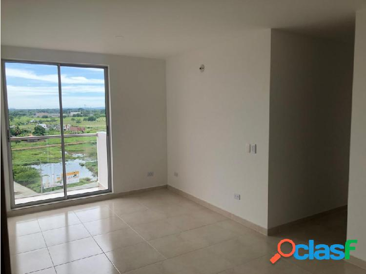 Arrienda apartamento en edificio alamo-villa nova