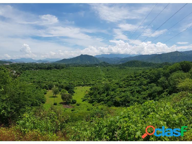 Lote en el sector de teyuna - 2 hectáreas - 005