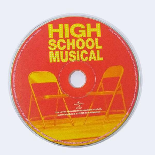 "Cd ""high school musical 1"""