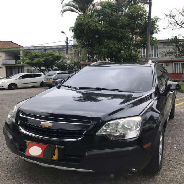 Chevrolet captiva sport motor: 2.4 año: 2012 color: negro