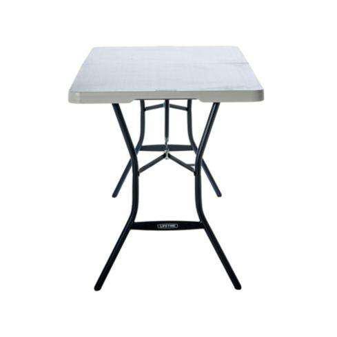 Mesa plegable plástica 152 x 71 cm nuevo