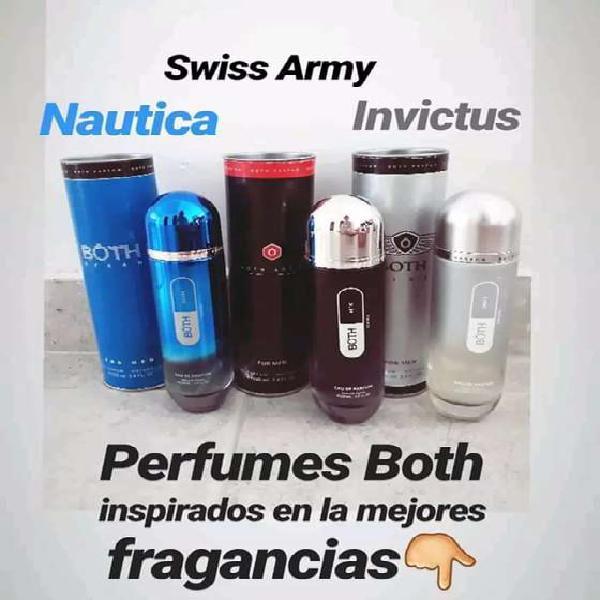 Perfumes both!!