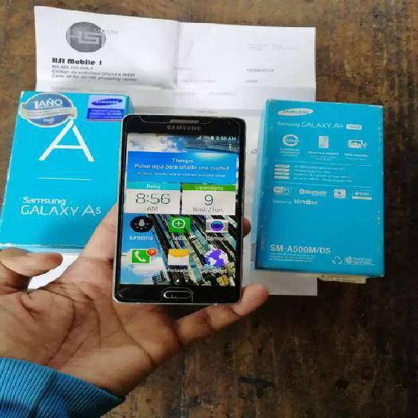 Samsung galaxy a5 de 16 gigas