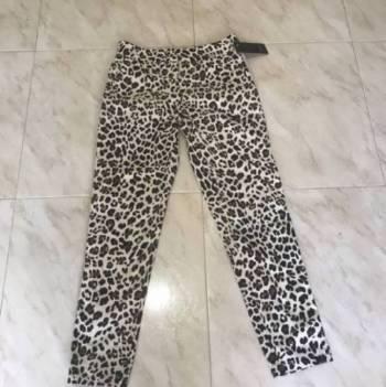 Pantalon animal print nuevo studiof