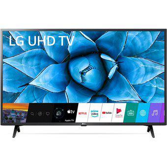 """Televisor LG 60"""" LED UHD 4K THINQ 60UN73 Negro"""