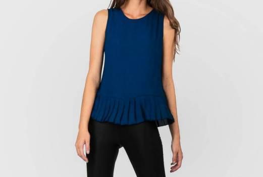 Camisa azul nueva