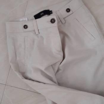 Pantalon formal tipo dril