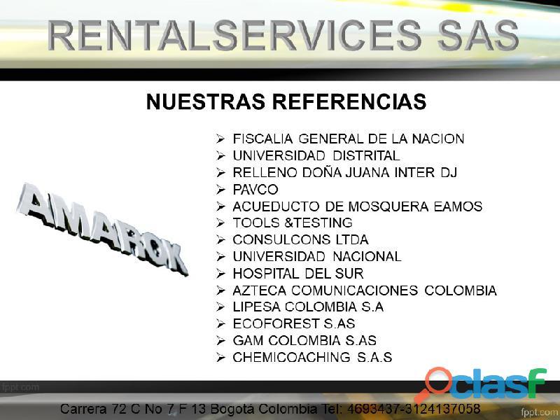 ALQUILER DE CAMIONETAS 4X4 A NIVEL NACIONAL 4
