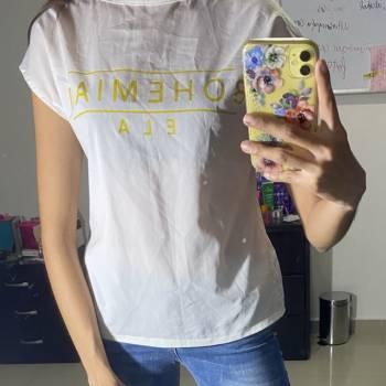 Camiseta blanca ela