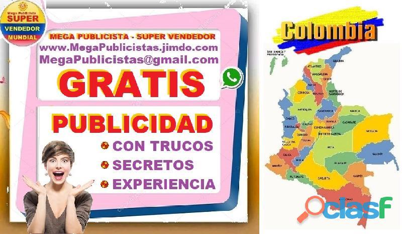 ⭐ GRATIS, Mega Publicistas, Ultra Vendedor, Super Publicista, Agencia Publicidad, Pereira, Dosquebra