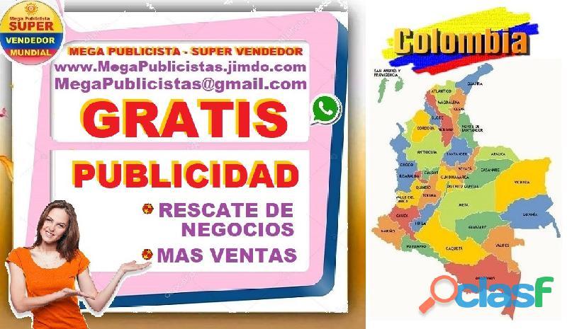 ⭐ GRATIS, Mega Publicistas, Ultra Vendedor, Super Publicista, Agencia Publicidad, Pereira, Dosquebra 4