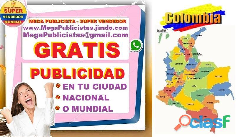 ⭐ GRATIS, Mega Publicistas, Ultra Vendedor, Super Publicista, Agencia Publicidad, Pereira, Dosquebra 3