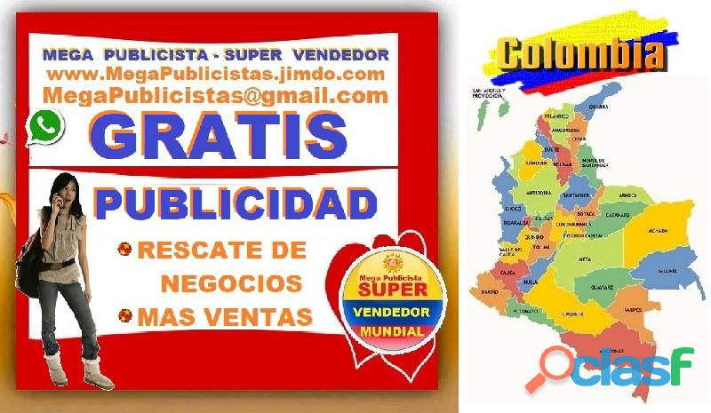 ⭐ GRATIS, Mega Publicistas, Ultra Vendedor, Super Publicista, Agencia Publicidad, Pereira, Dosquebra 2