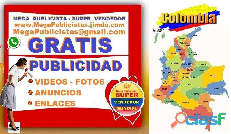 ⭐ GRATIS, Mega Publicistas, Ultra Vendedor, Super Publicista, Agencia Publicidad, Pereira, Dosquebra 1