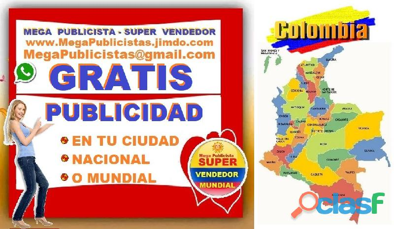 ⭐ GRATIS, Mega Publicistas, Ultra Vendedor, Super Publicista, Agencia Publicidad, Pereira, Dosquebra 7