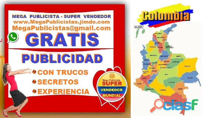 ⭐ GRATIS, Mega Publicistas, Ultra Vendedor, Super Publicista, Agencia Publicidad, Pereira, Dosquebra 9
