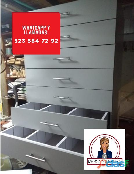closet almacenamiento para medicamentos