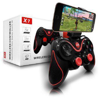Control video juegos celular gamepad x7 wireless