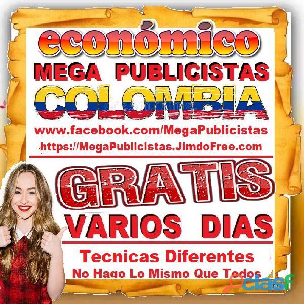 ⭐ GRATIS, Mega Publicistas MANIZALES, Super Publicista, Ultra Agencia Publicidad, Marketing, Mercade