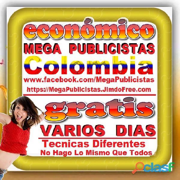 ⭐ GRATIS, Mega Publicistas MANIZALES, Super Publicista, Ultra Agencia Publicidad, Marketing, Mercade 1