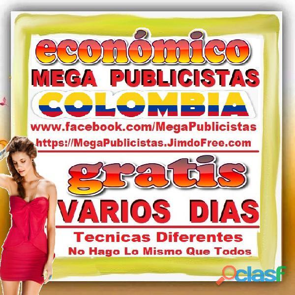 ⭐ GRATIS, Mega Publicistas MANIZALES, Super Publicista, Ultra Agencia Publicidad, Marketing, Mercade 2
