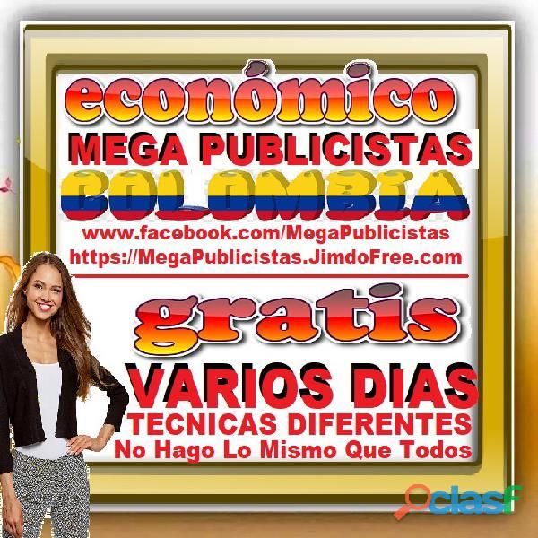 ⭐ GRATIS, Mega Publicistas MANIZALES, Super Publicista, Ultra Agencia Publicidad, Marketing, Mercade 3