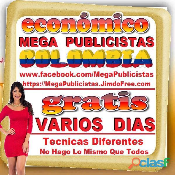 ⭐ GRATIS, Mega Publicistas MANIZALES, Super Publicista, Ultra Agencia Publicidad, Marketing, Mercade 5
