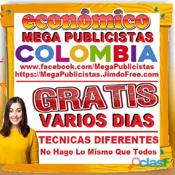 ⭐ GRATIS, Mega Publicistas MANIZALES, Super Publicista, Ultra Agencia Publicidad, Marketing, Mercade 4