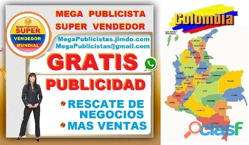 ⭐ gratis, mega publicistas, ultra vendedor, super publicista, agencia publicidad, manizales, pereira