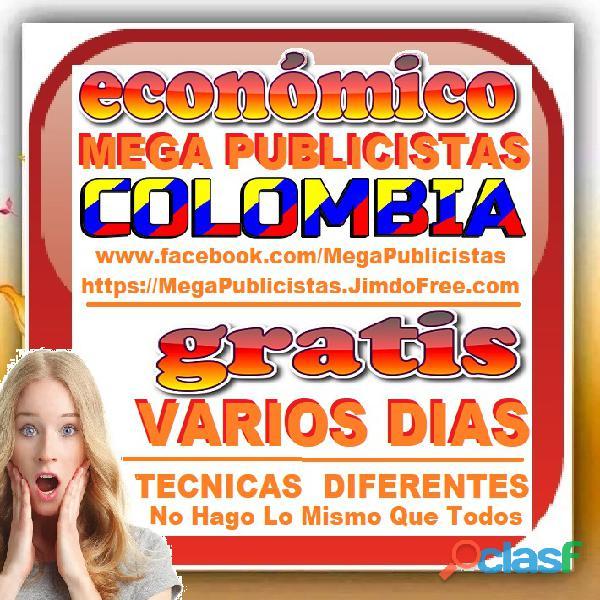 ⭐ GRATIS, Mega Publicistas PASTO, Super Publicista, Ultra Agencia Publicidad, Marketing, Mercadeo, N 5