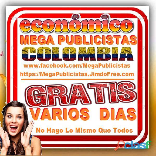 ⭐ GRATIS, Mega Publicistas PASTO, Super Publicista, Ultra Agencia Publicidad, Marketing, Mercadeo, N 4