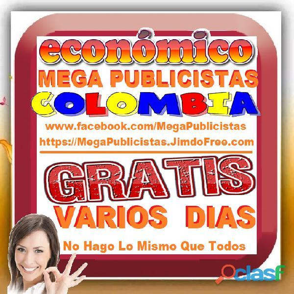 ⭐ GRATIS, Mega Publicistas PASTO, Super Publicista, Ultra Agencia Publicidad, Marketing, Mercadeo, N 1