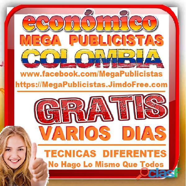 ⭐ GRATIS, Mega Publicistas PASTO, Super Publicista, Ultra Agencia Publicidad, Marketing, Mercadeo, N 2