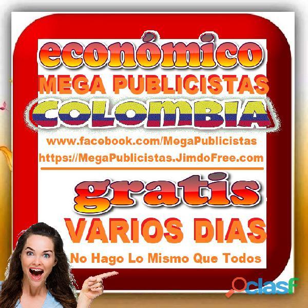 ⭐ GRATIS, Mega Publicistas PASTO, Super Publicista, Ultra Agencia Publicidad, Marketing, Mercadeo, N 3