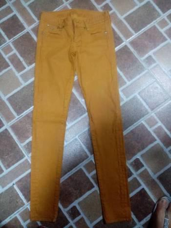 Jeans bota tubo chevegnon