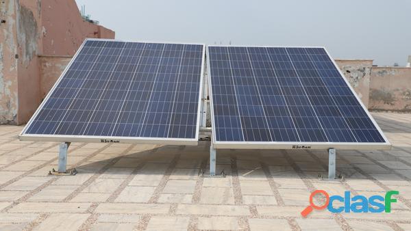 Busco socio capitalista para proyecto de energía solar