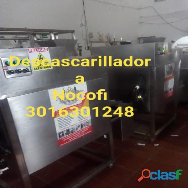 DESCARILLADORA PARA CACAO