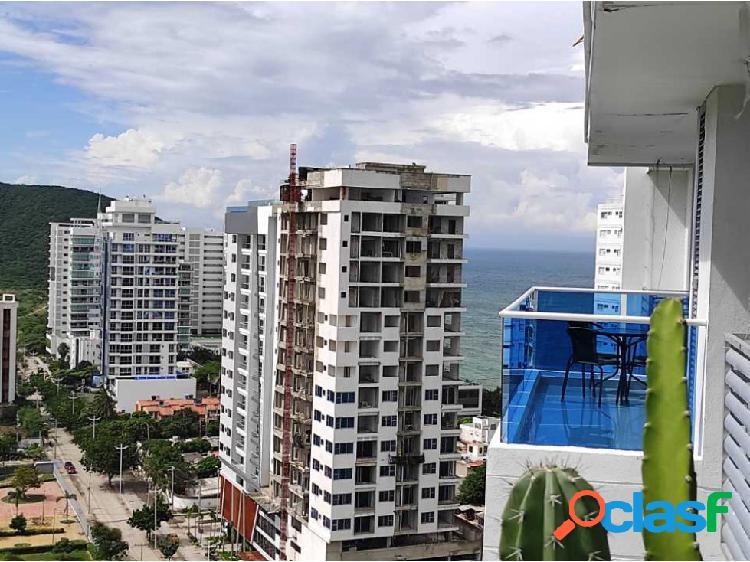 Venta de apartamento en playa salguero con uso turístico