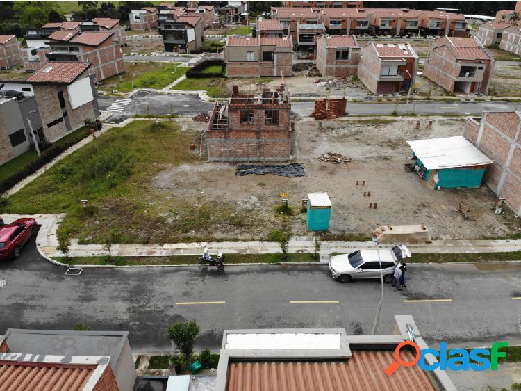 Lote - rionegro - san antonio de pereira - urbanización abierta