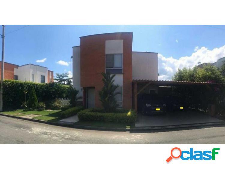Casa en venta condominio alfaguara jamundi (a.g)