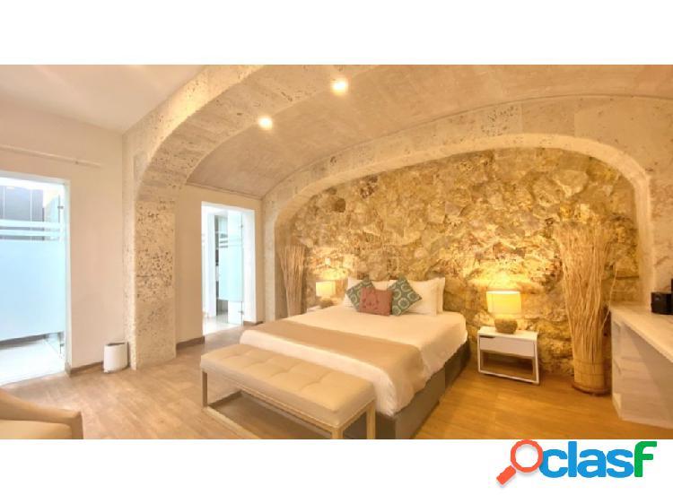 Hermoso loft en cartagena por dias