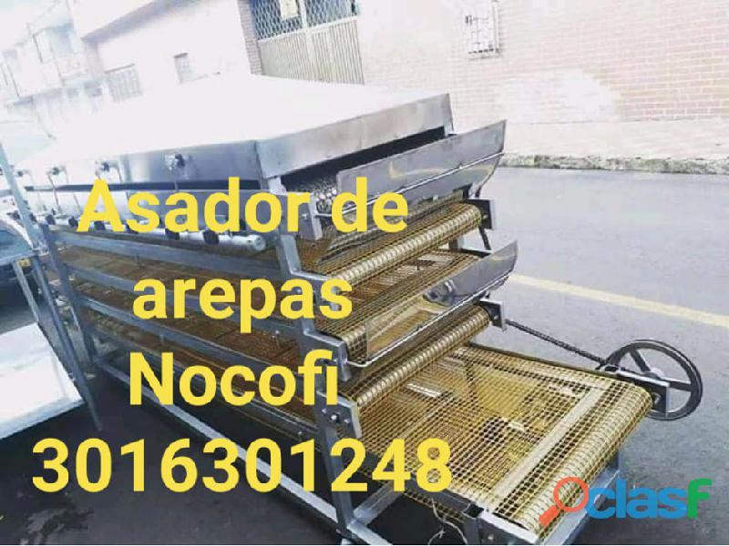 ASADOR DE AREPAS
